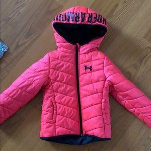 Toddler girl Under Armour Coat